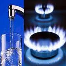 Agua / Gas