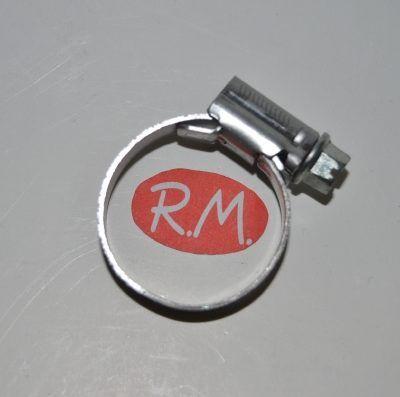 Abrazadera sin fin 15 - 25 mm
