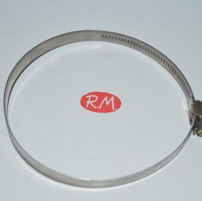 Abrazadera sin fin 80 - 100 mm