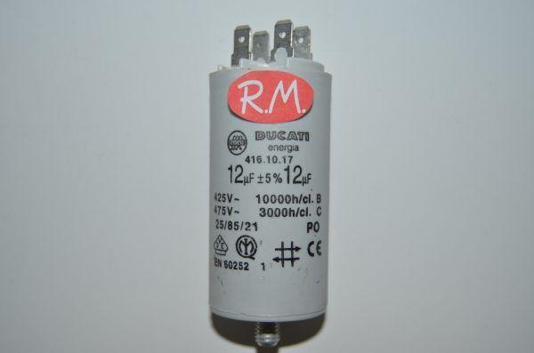 Condensador de trabajo 12uf 450 V