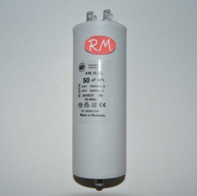 Condensador de trabajo 50uf 450 V