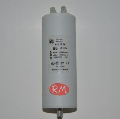 Condensador de trabajo 55uf 450 V