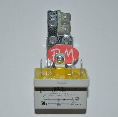 Condensador antiparasitario 0,01 uf con soporte
