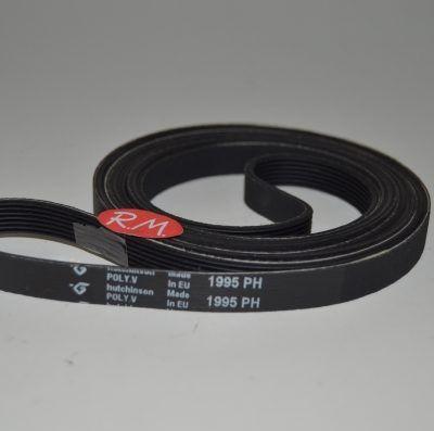 Correa secadora 1995 H7 Bosch 650499