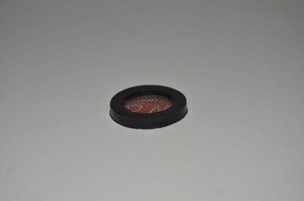 Junta de goma plana 3/4 para lavadora con filtro inoxidable