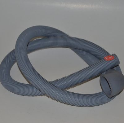 Tubo desagüe lavavasos de bar boca 90° Ø 47 mm 1,5 metros