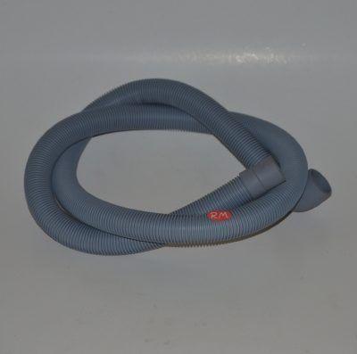 Tubo desagüe lavavasos de bar 2 bocas 90° Ø 29 mm 180° Ø 24 mm 1,5 metros