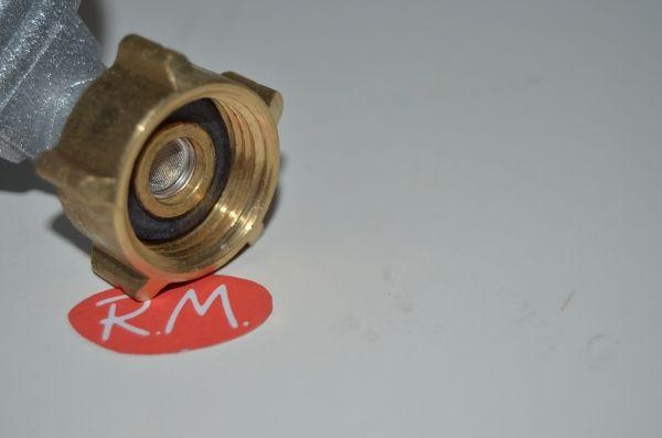 Regulador GLP baja presión 37 mbar