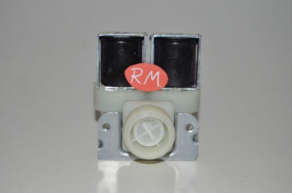 Electroválvula 2 vías standard salida 180° 036643