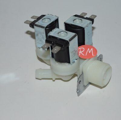 Electroválvula 3 vías standard salida 180° 173910