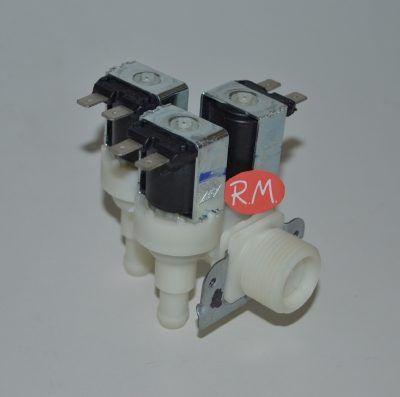 Electroválvula 3 vías standard salida 90° 092066
