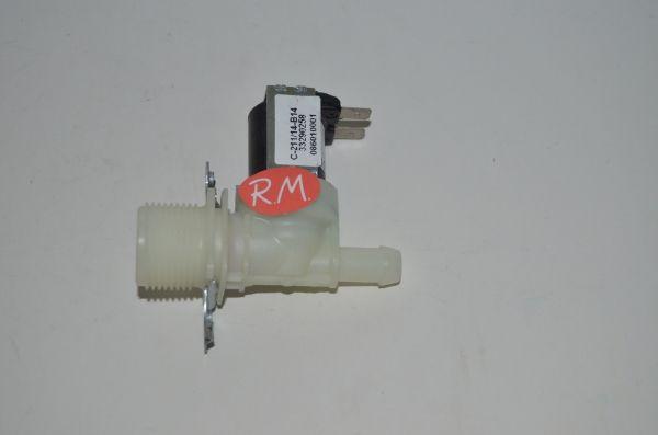 Electroválvula 1 vías standard salida 180° 173910