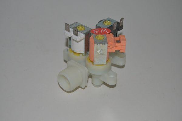 Electroválvula 3 vías 90° lavadora AEG 4071360194