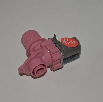 Electroválvula 1 vía lavadora Daewoo rosa 3615402100