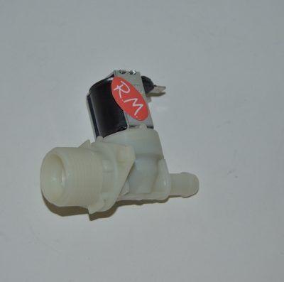 Electroválvula 1 vía lavadora Fagor salida 180° L34B000I3