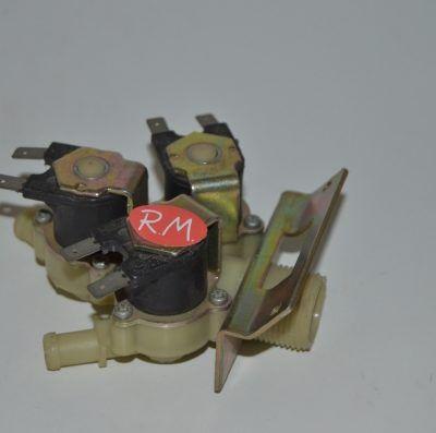 Electroválvula 3 vías lavadora Indesit