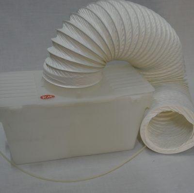 Tubos y depósitos condensación