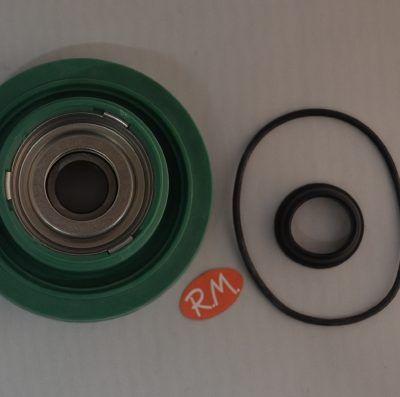 Portarodamiento derecho lavadora carga superior Zanussi 4071430971