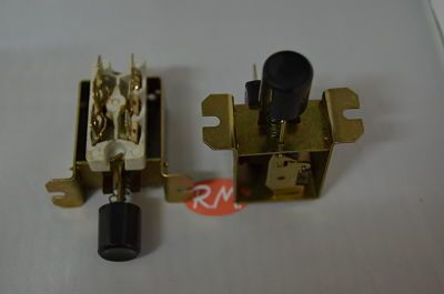 Teclado lavadora 1 interruptor Standar