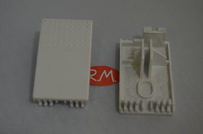 Tecla pulsador botonera lavadora Bosch 032370