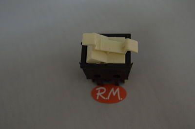 Interruptor bipolar lavadora Fagor LF-430 LB4A000I4