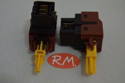 Interruptor lavadora Zanussi FA1032 1249271006