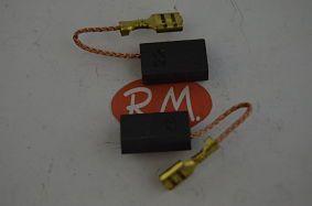 Kit escobillas AEG 16 x 10 x 5 mm taladro 1366