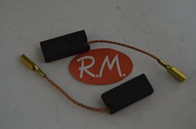 Kit escobillas Bosch 18 x 8 x 5 mm taladro 1114 - 0114