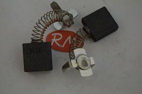 Kit escobillas Hitachi 17 x 17 x 7 mm taladro 1796