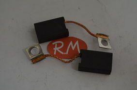 Kit escobillas Bosch 19 x 12,5 x 6,4 mm taladro 0117