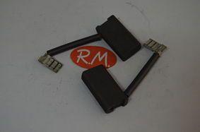 Kit escobillas B&D 23,5 x 12,5 x 6,3 mm taladro 1220 - 0220