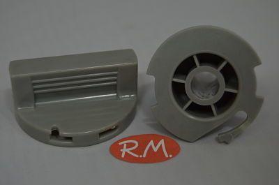 Kit Tapa mando programador lavadora Zanussi