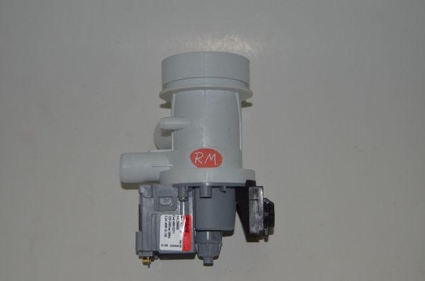 Bomba desagüe lavadora AEG 2ª versión con filtro 8996454307803
