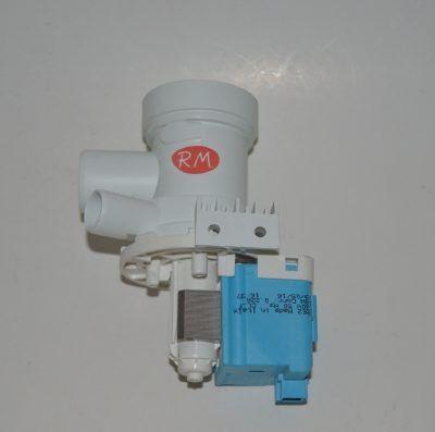 Bomba desagüe lavadora Ardo - New-pol 518008100 - 518008102