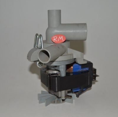 Bomba desagüe lavadora Bosch V650 3 bocas - Recambios Mollet