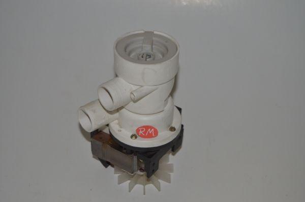 Bomba de desagüe lavadora Indesit C00043725