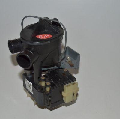 Bomba desagüe lavadora Thomson - New-pol SU19R76B