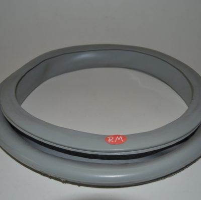 Goma puerta escotilla lavadora Rommer New-pol abombada 404000600
