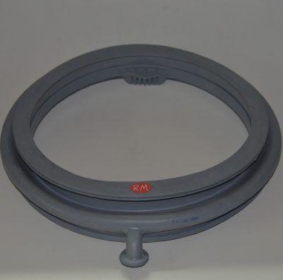 Goma puerta escotilla lavadora Rommer con tubo vaciado 404001000