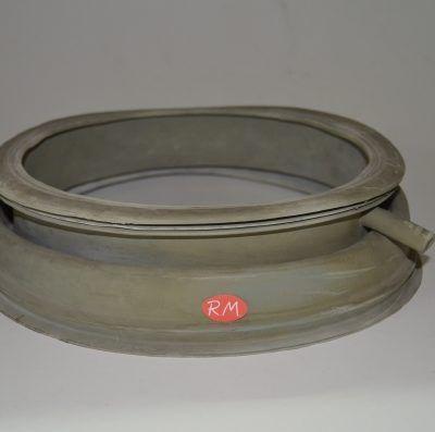 Goma puerta escotilla lavadora Ariston de secado 5 kg