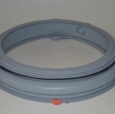Goma puerta escotilla lavadora Fagor 8kg F4810 con tubo AS0022698