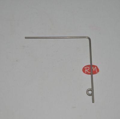 Muelle puerta bombo lavadora Philips 481953598278