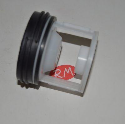 Tapón filtro bomba lavadora Balay Bosch 601996