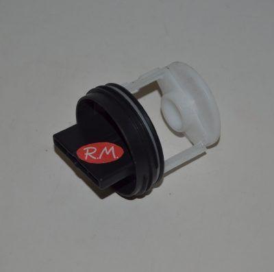 Tapón filtro bomba lavadora Balay Bosch 172339