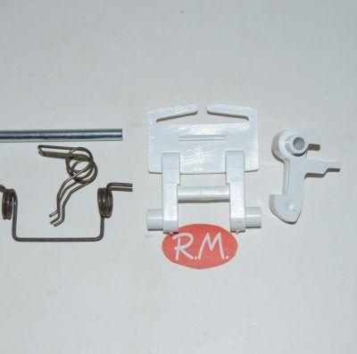Cuerpo cierre puerta lavadora New-pol Solid 720155900
