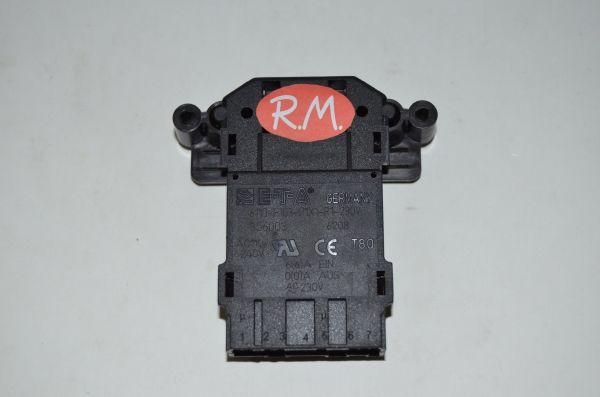 Blocapuerta lavadora AEG 8996452012314 LG 6601ER1001B