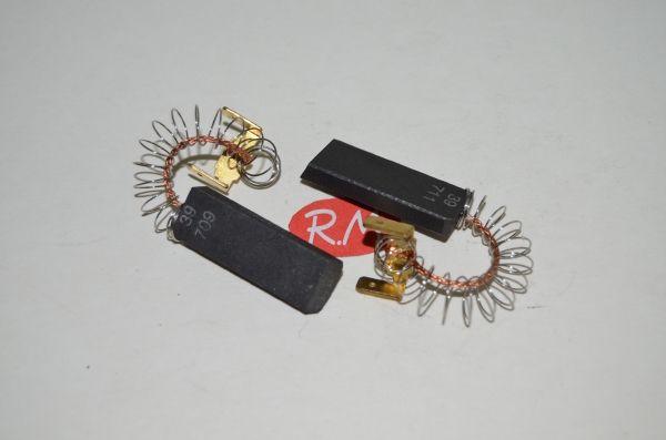 Escobillas de carbón motor lavadora Balay 3TS895A 165171