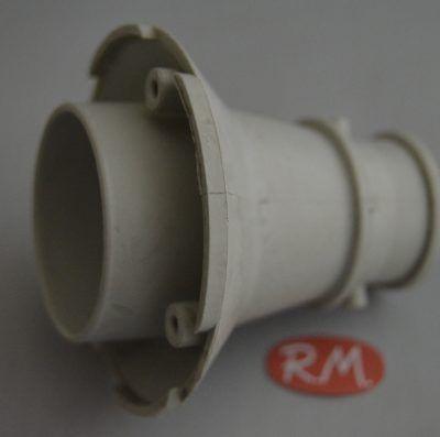 Sujeción soporte aspersor superior lavavajillas Zanussi 311065405004