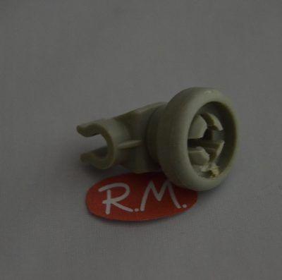 Rueda cesto lavavajillas Crolls 155201 - 155245