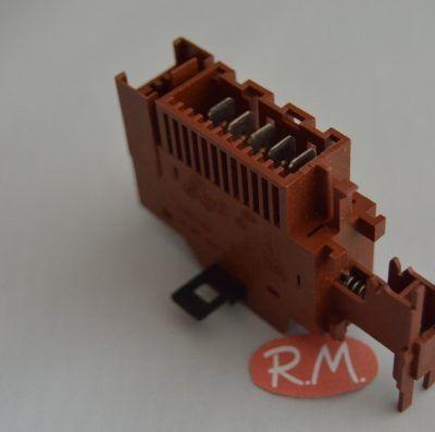 Interruptor secadora Whirlpool 481227618221